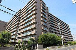 大阪府高石市羽衣4丁目の賃貸マンションの外観