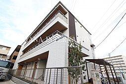 埼玉県八潮市茜町1丁目の賃貸マンションの外観