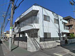 アパートメント常磐[103号室]の外観