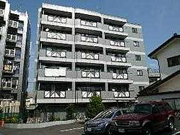 神奈川県川崎市高津区二子6丁目の賃貸マンションの外観