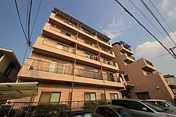兵庫県尼崎市東本町2丁目の賃貸マンションの外観