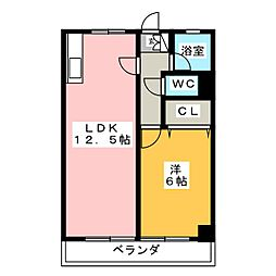 塩釜口駅 4.5万円