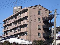 ニュー松戸コーポE棟[3階]の外観