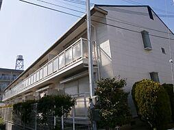 グランディール江坂A・B棟 B棟[B106号室]の外観