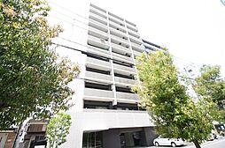 レジュールアッシュ梅田WEST[3階]の外観
