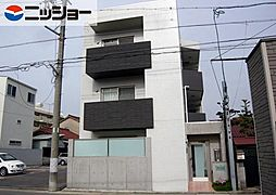 ワイズカナール[3階]の外観