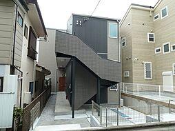 シティハイツ東林間A棟[2階]の外観