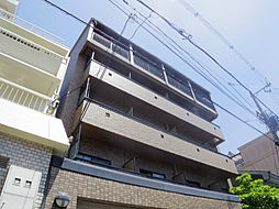 大阪府大阪市天王寺区玉造元町の賃貸マンションの外観