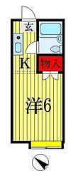 西千葉駅 2.7万円