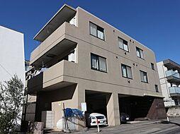 千葉県市川市南八幡5丁目の賃貸マンションの外観