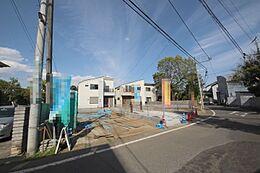 教育環境充実・子育て環境充実の閑静な住宅街です