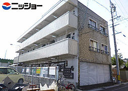 コーポ大富(瑞雲町)[2階]の外観