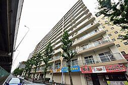 江坂ハイデンス[12階]の外観