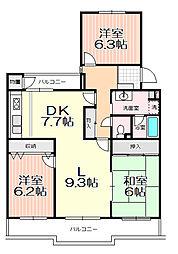 西所沢椿峰ニュータウン 〜3路線3駅利用可能〜