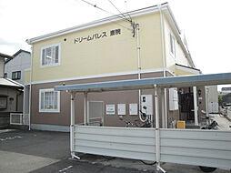 愛媛県松山市空港通3丁目の賃貸アパートの外観