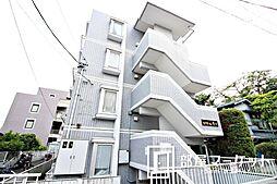 愛知県豊田市常盤町1丁目の賃貸マンションの外観