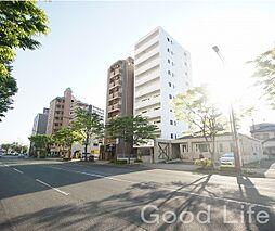 福岡県福岡市博多区東公園丁目なしの賃貸マンションの外観