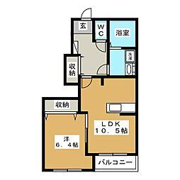 Dimoa[1階]の間取り