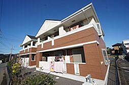 千葉県市原市古市場の賃貸マンションの外観