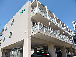 O−2マンション B棟[B303号室]の外観