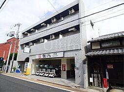 京都府京都市伏見区上神泉苑町の賃貸マンションの外観