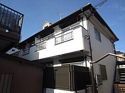 多摩川レジデンス[102号室]の外観