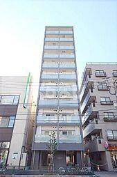 東京都江東区北砂4丁目の賃貸マンションの外観