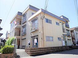 埼玉県越谷市北越谷3丁目の賃貸マンションの外観