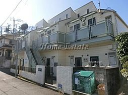 アップルハウス三ッ沢南町[2階]の外観