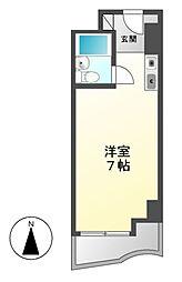 荘苑御園[3階]の間取り