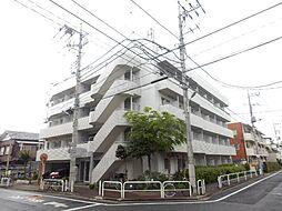 東京都板橋区赤塚新町3丁目の賃貸マンションの外観
