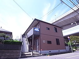 ディアス東舞子[1階]の外観
