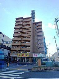 住吉橋ポルト[8階]の外観