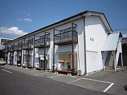 滋賀県東近江市湯屋町の賃貸アパートの外観
