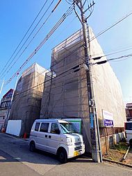 埼玉県所沢市くすのき台2丁目の賃貸マンションの外観