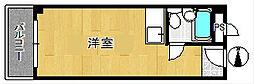 ビスタ緑地I[3階]の間取り