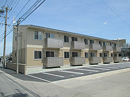 新築JーRoom妃 弐番館[2階]の外観