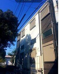 ミルフルール西横浜[2階]の外観