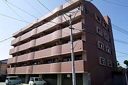 福岡県飯塚市相田の賃貸マンションの外観