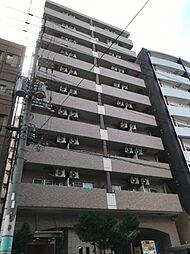 シャルマンフジ大阪城南[8階]の外観