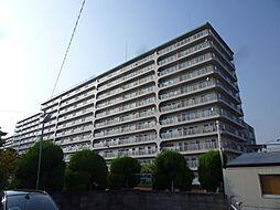 久宝寺グリーンマンション[614号室号室]の外観