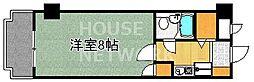 ライオンズマンション京都西陣[303号室号室]の間取り