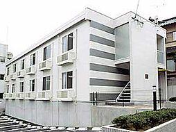 兵庫県姫路市白国5丁目の賃貸アパートの外観