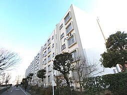 多摩川住宅ハー14号棟