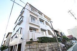 愛知県名古屋市昭和区荒田町1丁目の賃貸マンションの外観