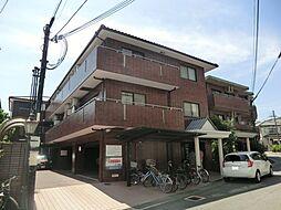 ダンディライオン宝塚[3階]の外観