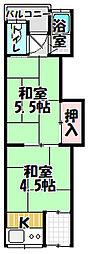 滝谷駅 2.0万円