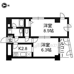 五条駅 7.8万円