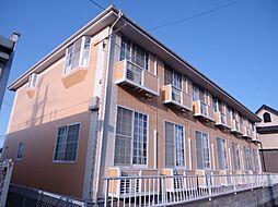 ホワイトキャッスル南小泉12番館[2階]の外観