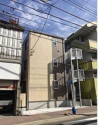 神奈川県横浜市南区睦町2丁目の賃貸アパートの外観